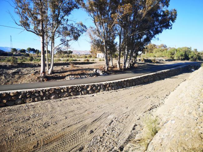 314.000 euros para mejorar los caminos rurales de Tabernas