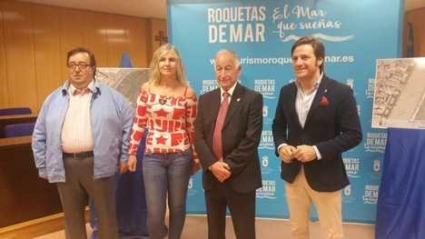 Las playas de Roquetas contarán este verano con dos canales de nado