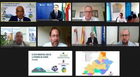 Diputación y Asempal muestran la apuesta del sector del agua urbana por la sostenibilidad