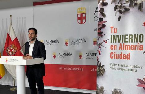 'Tu invierno en Almería Ciudad' ofrece 41 visitas y 44 experiencias turísticas