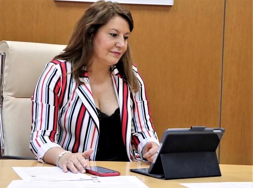 Junta y Mesa Hortofrutícola de Almería analizan la normativa frente al #COVID19