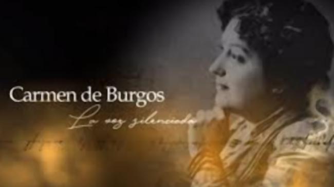 Canal Sur emite 'Carmen de Burgos. La voz silenciada'
