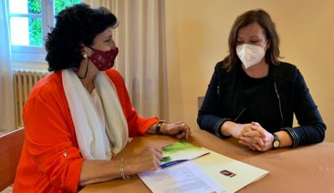Diputación de Almería quiere acoger la próxima Asamblea de la Red de Retos