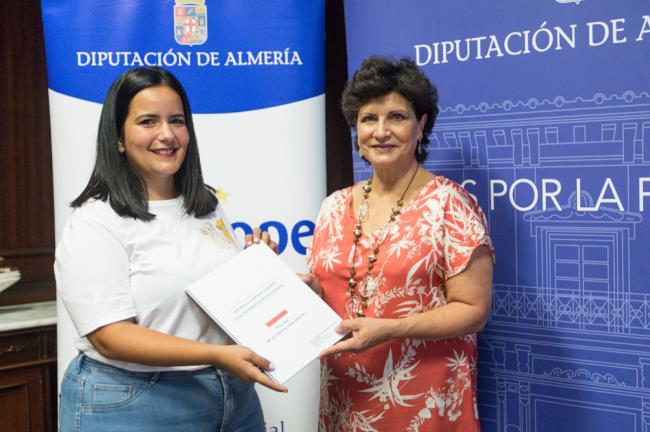 Nueva voluntaria viaja a Polonia gracias a Iniciativas Europeas de la Diputación