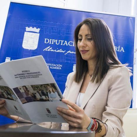 Diputación presenta una nueva línea de ayudas para autónomas