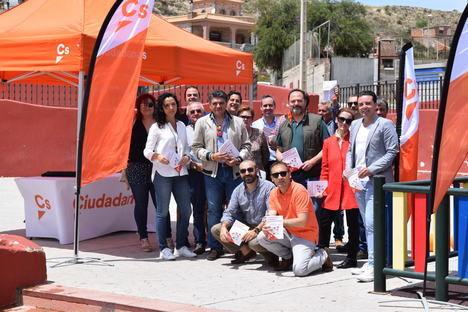 'Ciudadanos de Barrio' llega a Cuevas de los Medinas