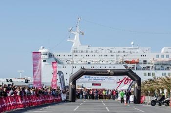 Los '10 Km del Puerto de Almería' serán el próximo 7 de abril