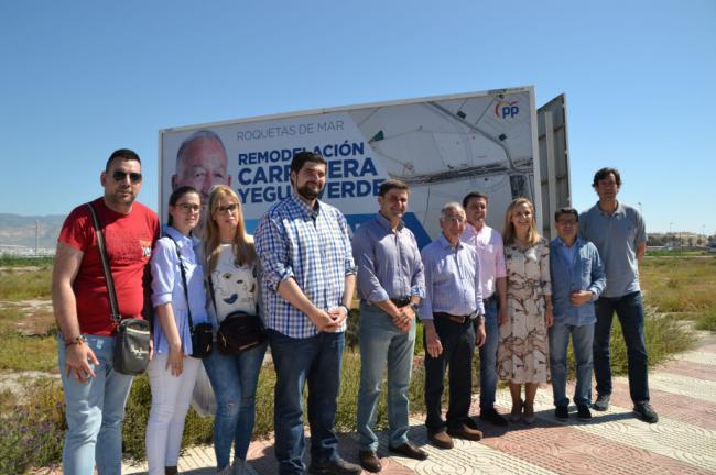Javier A. García: 'Roquetas va a seguir creciendo al ritmo de Gabriel Amat'