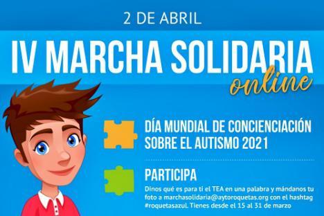 IV Marcha on line por el Día de Concienciación sobre el Autismo