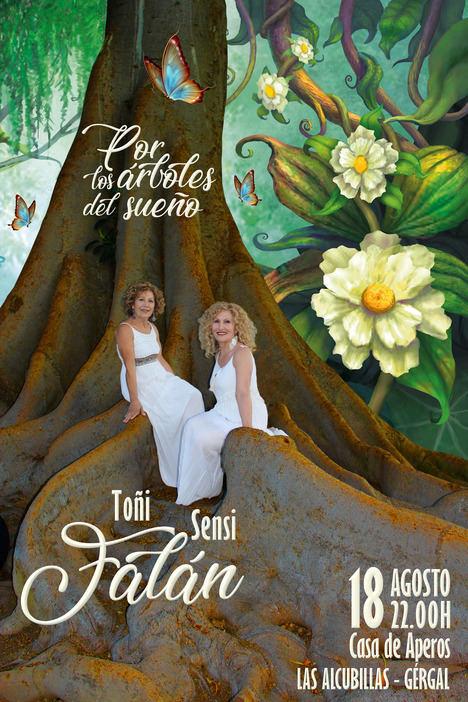 """Las hermanas Sensi y Toñi Falán ofrecen un concierto mágico titulado """"Por los árboles del sueño"""""""