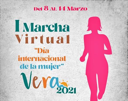 Actividades del Día Internacional la Mujer en Vera
