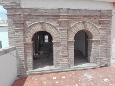 Diputación y Ayuntamiento restauran la Casa Palaciega de Laujar de Andarax