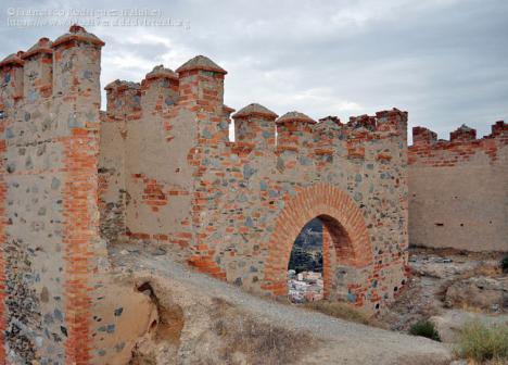 Casi medio millón de euros del 1,5% Cultural para el castillo de Tabernas
