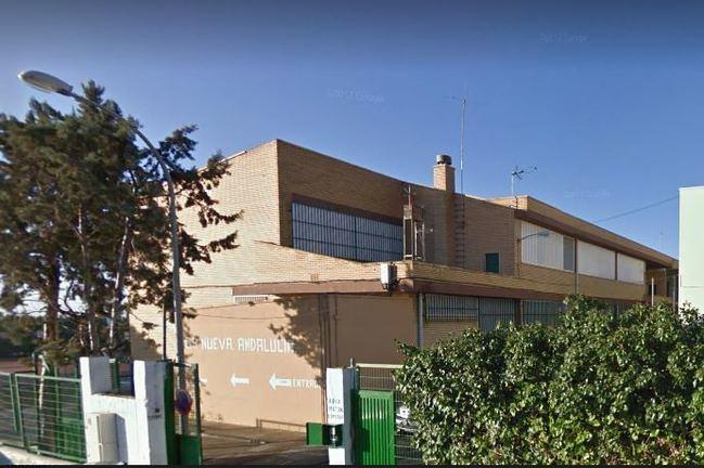104.000 euros para obras en el Colegio Nueva Andalucía de La Curva en Adra