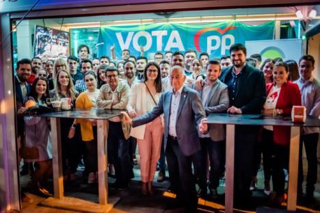 El Partido Popular apuesta por los jóvenes roqueteros