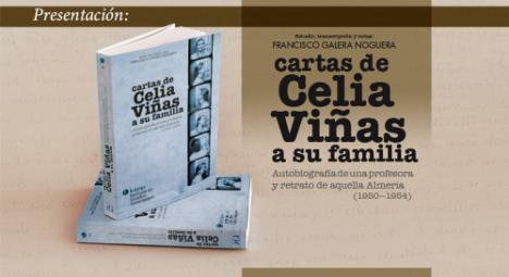 El IEA presentad una obra sobre Celia Viñas y otra de Inscripciones romanas