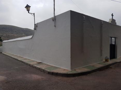 El PP denuncia falta de nichos en el cementerio de Vícar Pueblo