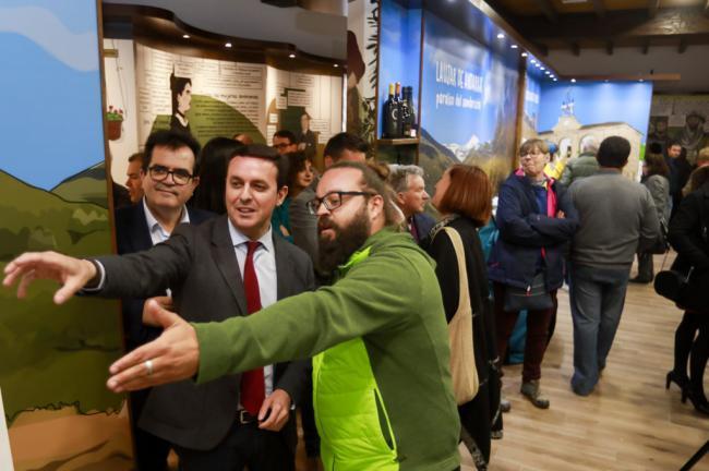Diputación presenta en Laujar su última Guía del Programa Provincial de Patrimonio