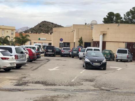 El PP de Albox denuncia la falta de calefacción en el Centro de Salud Municipal