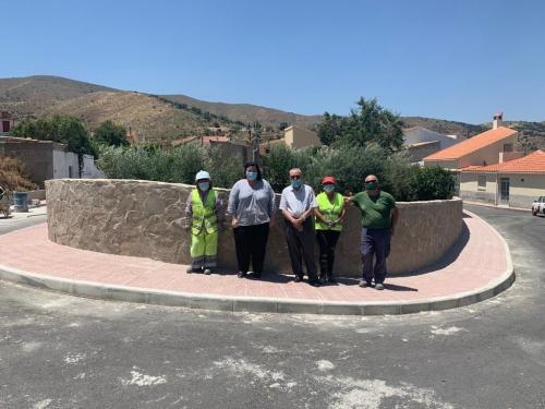El PFEA renueva infraestructuras públicas de Chercos y Paterna