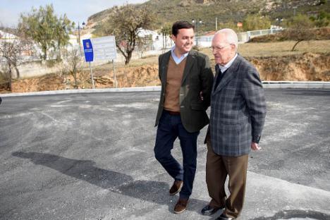 Diputación invierte más de 140.000 € en el suministro hídrico en Chercos y Taberno
