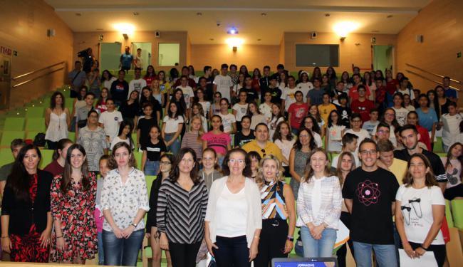 El PITA promueve la 'Ciencia y Tecnología en femenino' para combatir la brecha de género