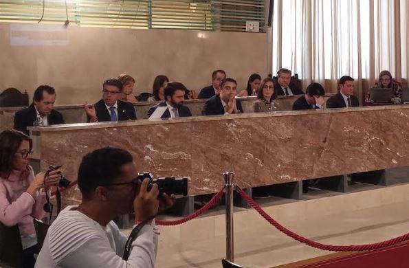 Cazorla dice que el PP tiene 'fobia a la participación ciudadana'