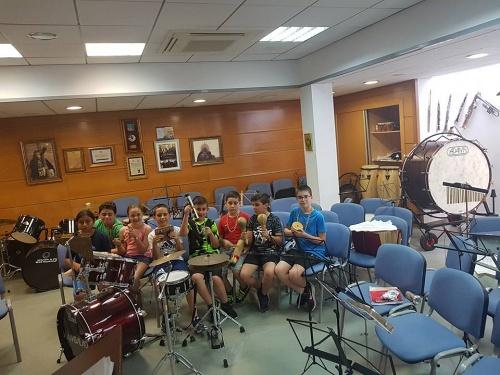 Sigue abierta la inscripción en la Ludoteca y la Escuela de Música de Vera
