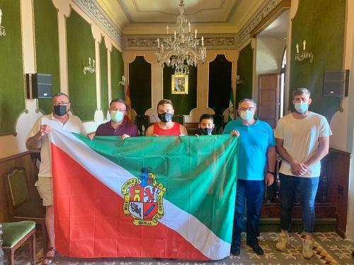 El infantil masculino del CV Berja viaja a La Coruña