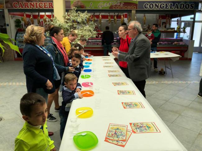 La Cocina Molecular Regresa A 'Mi Mercado Me Gusta' En La Gangosa
