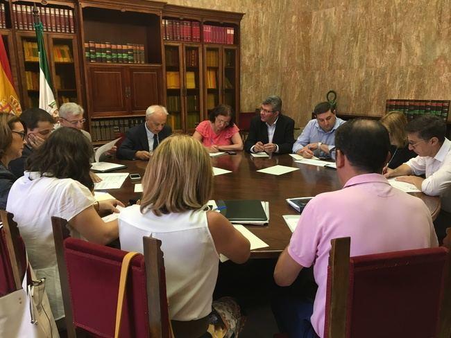 El PROFEA dejará en Almería 83.000 euros para proyectos de empleo estable