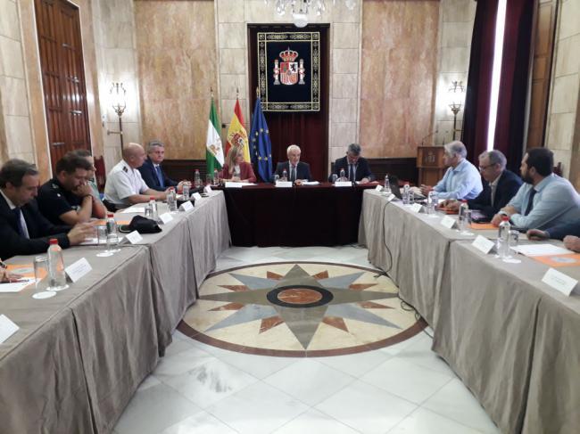 Reunión del Comité director de la OPE para validar el operativo