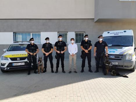 El Ayuntamiento de Vera crea un Grupo de Intervención especial