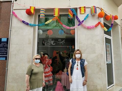 """Ganadores del concurso de balcones y fachadas de su """"Feria Dormida"""""""