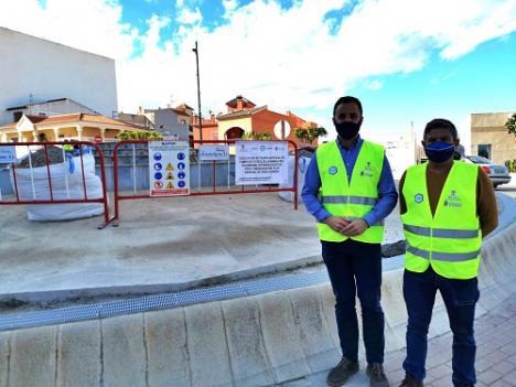 """Vera acomete nuevos proyectos del """"Programa Coopera"""" de Diputación"""