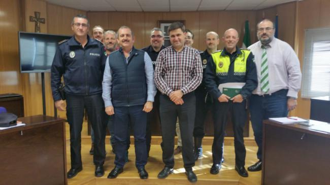 La Policía Local de Roquetas pone en marcha la 'Campaña de Navidad'