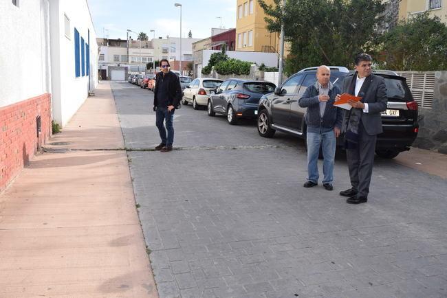 Ciudadanos demanda más seguridad en el barrio de Ciudad Jardín