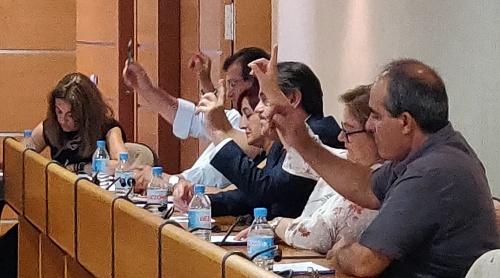 El PSOE de El Ejido apoyará los presupuestos de PP y Vox