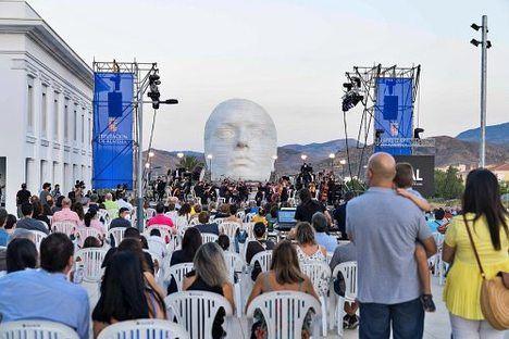 Diputación llena de música con la OCAL la Ciudad de la Cultura de Olula del Río