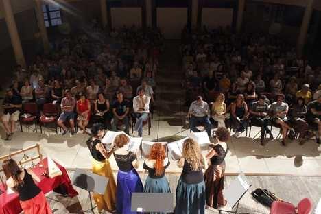 Homenaje musical a las mujeres creadoras medievales en MareMusicum