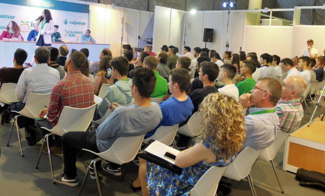 30 presentaciones y 40 conferencias en Infoagro Exhibition