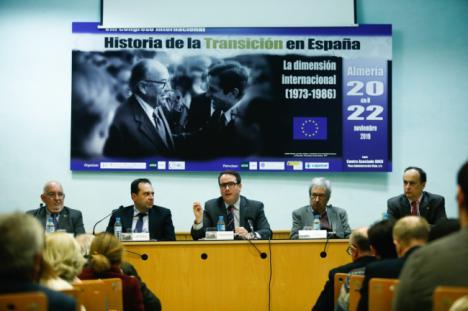 VIII Congreso Internacional Historia de la Transición en España