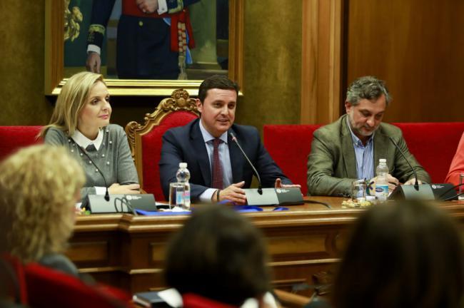 Diputación aprueba las bases para acceder a los 75.000 € de subvenciones del Consejo de Familia