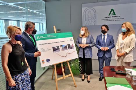 La Junta y el Ayuntamiento de Serón licitación las obras de la Avenida de Lepanto