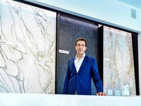 Álvaro González es el nuevo vicepresidente de Cosentino para Asia y el Pacífico