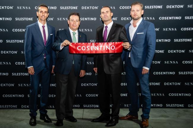 Cosentino se implanta en Polonia consolidando su presencia en Europa
