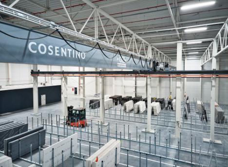 "Cosentino abre un nuevo ""Center"" en Polonia"