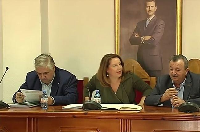 Crespo anuncia el inicio de los sondeos para crear pozos de emergencia en Almanzora