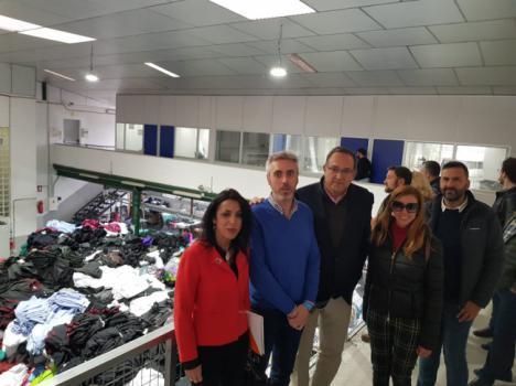 """Marta Bosquet: """"Cs apuesta por rebajar los copagos en dependencia"""""""