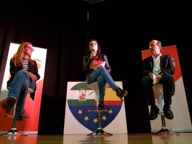 Cs reivindica en Balerma que el cambio en Andalucía es posible